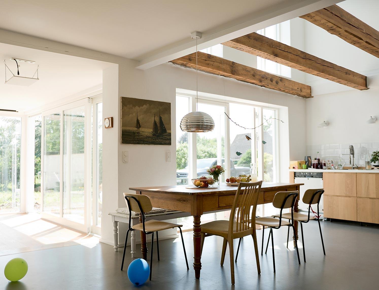 Immobilienfotografie, Handwerker, Dachdeckerei, Zimmerei, Segeberg und Umgebung